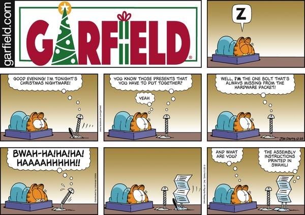garfield 20/12/2015