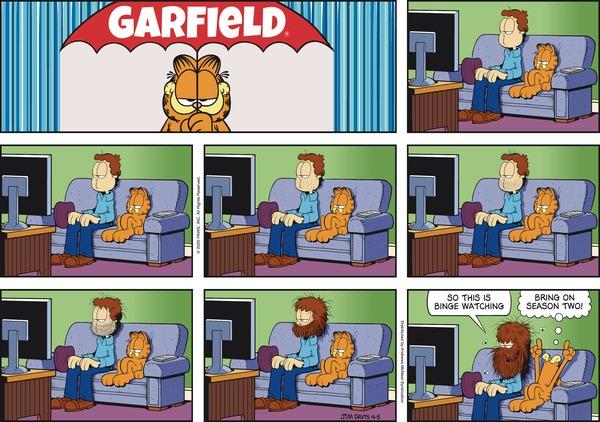 garfield 5/4/2020